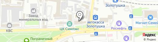 Радио Energy на карте Ессентуков