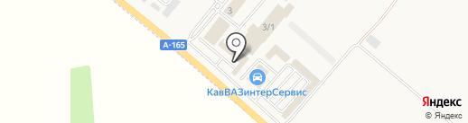 ГосНомер на карте Лермонтова