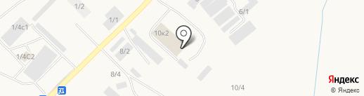 Золушка на карте Лермонтова