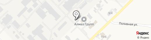 Дельта-СК на карте Лермонтова