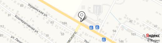 Бистро на карте Винсад