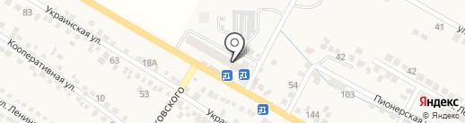 Аптечный пункт на карте Винсад