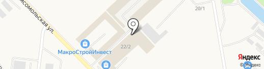 Ар-пласт на карте Лермонтова