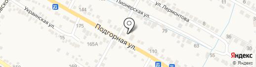 Автосервис на карте Винсад
