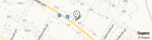 Еврочистка КМВ на карте Винсад