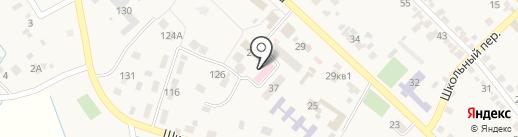 Участковая больница на карте Винсад