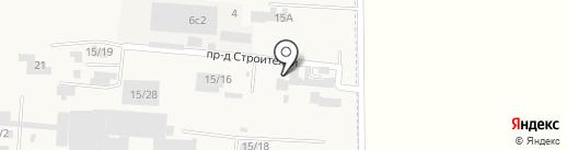 Химснаб на карте Лермонтова