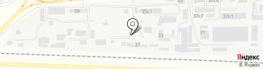 Bazel на карте Пятигорска