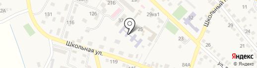 Детский сад №4 на карте Винсад