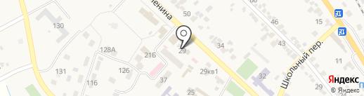 Администрация Винсадского сельсовета на карте Винсад