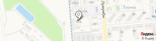 РСК-КМВ на карте Лермонтова