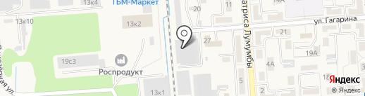 Каприкорн на карте Лермонтова