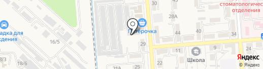 Лермонтовский комплексный центр социального обслуживания населения на карте Лермонтова