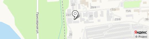 Альянс на карте Лермонтова