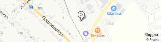 СтройКомплектСервис на карте Винсад