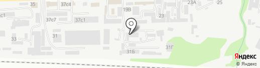 Мебельный цех на карте Пятигорска