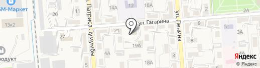 УФМС на карте Лермонтова