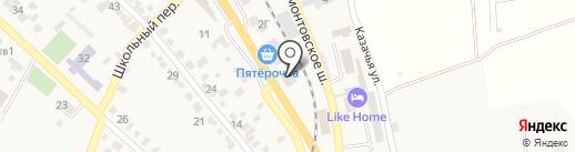 СтройКомплект на карте Винсад
