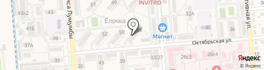Фотография на карте Лермонтова
