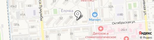 Фотосалон на карте Лермонтова