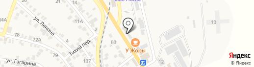 Мясной павильон на карте Винсад