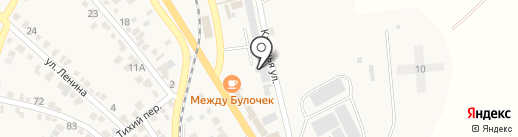 Метар+ на карте Винсад
