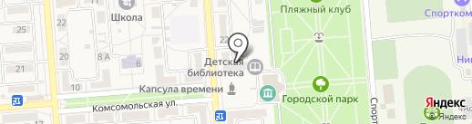 Адонис на карте Лермонтова