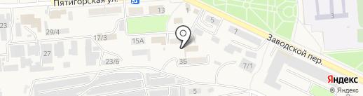 ВИКТОРиЯ на карте Лермонтова