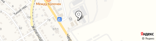 ГрузТрансКавказ на карте Винсад