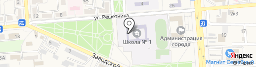 Профсоюз работников народного образования и науки на карте Лермонтова
