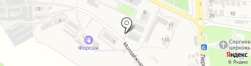 Элис на карте Лермонтова