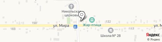 Хрома Люкс на карте Садового