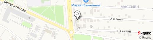 Центр светодиодов на карте Лермонтова