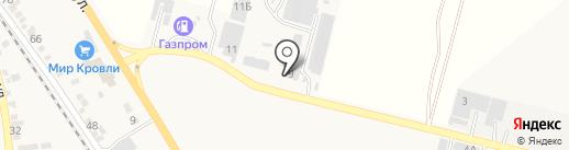 Висма, ЗАО на карте Винсад