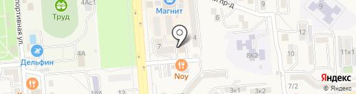Мираж на карте Лермонтова