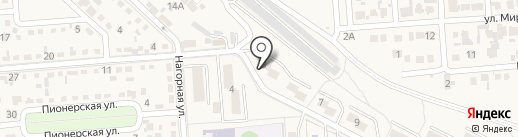 Радиосервисный центр на карте Лермонтова