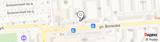 Союзпечать на карте Лермонтова