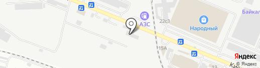 ЭКО-ПЛЮС на карте Пятигорска
