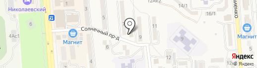 Вирта на карте Лермонтова