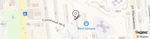Для тебя на карте Лермонтова
