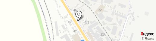 Овощная лавка на карте Винсад