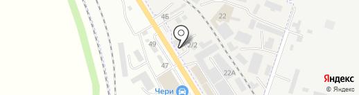 СтавропольТопПром на карте Пятигорска