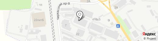 NoLimit Electronics на карте Пятигорска