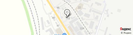 ЮГВТОРМЕТ на карте Пятигорска