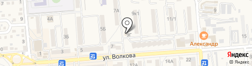 Магазин на карте Лермонтова