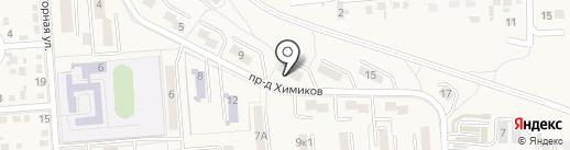 Отдел капитального строительства на карте Лермонтова
