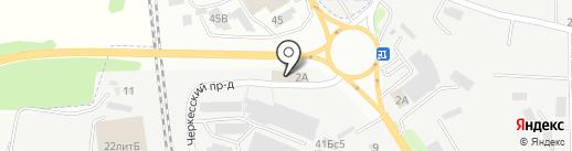 АкваСистемы на карте Пятигорска