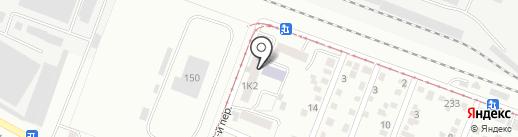 Архивный отдел на карте Пятигорска