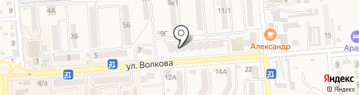 Единая Россия на карте Лермонтова