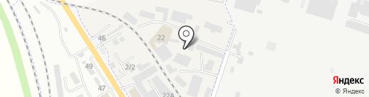 Ника на карте Винсад